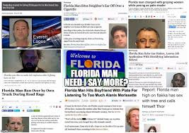 Florida Man Meme - image tagged in florida man imgflip