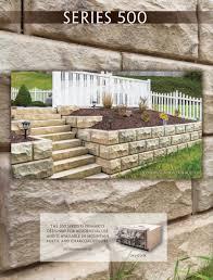 Retaining Wall Design Ideas by Decorating Chic Versa Lok For Retaining Wall Ideas U2014 Jones