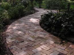 Ideas For Garden Walkways Backyard Backyard Pathway Ideas Lovely Front Walkway Paver