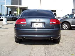northern audi 2004 audi a8 l 4 2 quattro in northern blue pearl effect photo 6