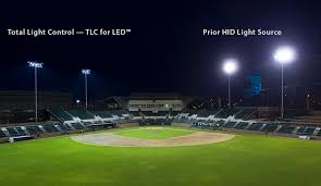 led ball field lighting samford stadium hitchcock field musco sports lighting