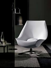 White Armchair Decorate Your Bedroom With A Luxurious White Armchair