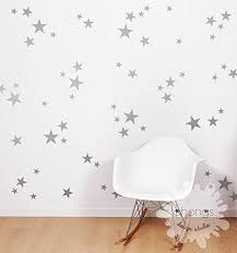 amazon com a star in the wall 3 size star wall decal star