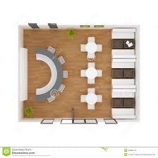 restuarant floor plan cafe bar restaurant floor plan stock illustration image 42885123