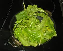 comment cuisiner le navet feuilles de navets ou fanes de navets à la portugaise de vivre