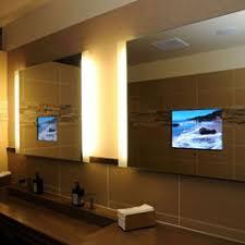 Backlit Mirrors For Bathrooms Backlit Bathroom Mirror Bathroom Mirror Defogger