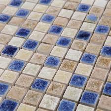 aliexpress com buy blue white kiln polished porcelain ceramic