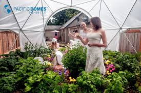 from garden parties to sustainable living pacific domes