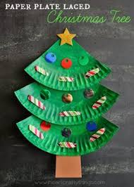 styrofoam cup christmas tree craft for kids bulletin boards