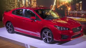 subaru malaysia 2017 subaru impreza sedan shown ahead of ny debut