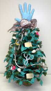 medical christmas fun medical glove christmas trees medical