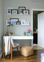 Desk Ideas For Small Bedrooms Small Office In Bedroom Trafficsafety Club