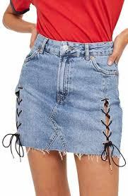denim skirts women s denim skirts nordstrom