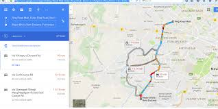 Map Directions Google Google Directions Api Result Is Different From Google Maps Result
