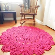 Magenta Area Rug Shop Chic Area Rugs On Wanelo