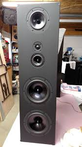 designer mike p project category tower speakers project level