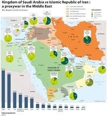 Syria Conflict Map This Map Explains The Saudi Iran Proxy War U2013 Foreign Policy