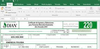 retencion en la fuente tabla 2016 herramientas excel archivos gm h