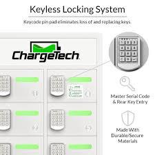 cell phone charging locker wallet storage locker