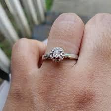1 4 carat engagement ring 1 4 carat ring inner voice designs