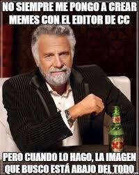 Editor De Memes - cu磧nto cabr祿n b禳squeda de editor de memes en cuantocabron com