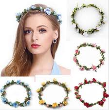 flower hair band aliexpress buy 2016 new 10 colors flower headband