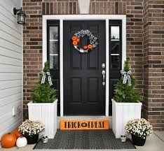 Outdoor Halloween Decorations Martha Stewart Loversiq by 100 Halloween Front Porch Decoration With 310 Best Fall
