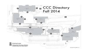 Columbia University Campus Map Main Campus Map Clatsop Community College