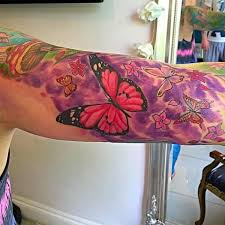 90 butterfly tattoos helping you undergo changes in your