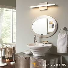 Lighting Ideas For Bathrooms by Ceilings Span Bath Light By Techlighting For Bathroom Lighting Ideas