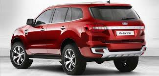 new ford cars the new ford sports car in suv model 2016 design automobile