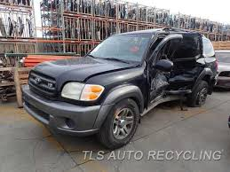 used toyota sequoia parts parting out 2003 toyota sequoia stock 5264or tls auto recycling
