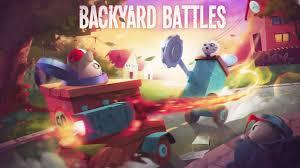 backyard battles by roman vasilyan ios android gameplay youtube