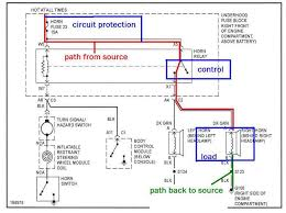 electrical wiring diagrams how to read schematic horn relay on