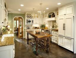 mission style kitchen island tile mission style kitchen flooring smith design