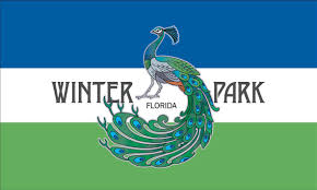 Florida Flag History City Picks An Official Flag Design Winter Park Maitland Observer