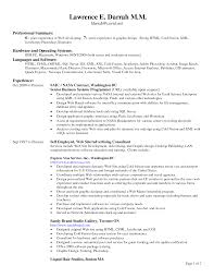 Sample Resume For Software Engineer With 2 Years Experience by Resume Headers Sample Resume Format