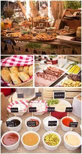 Backyard Picnic Ideas Best 25 Backyard Barbeque Party Ideas On Pinterest Outdoor