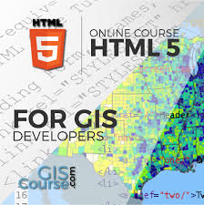 gis class online html5 for gis developers gis course tyc gis