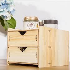 Schreibtisch Mit Schubladen 2017 Neue Schublade Organizer Box Holz Aufbewahrungsboxen Mit