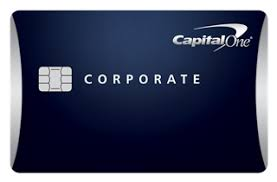 corporate credit card capital one commercial banking