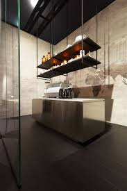 kitchen hanging shelves home design ideas