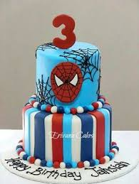 spiderman cake google search cake ideas pinterest