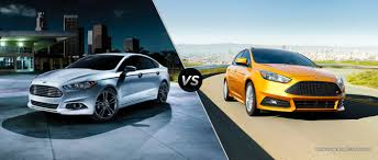 ford fusion ford fusion vs 2016 ford focus