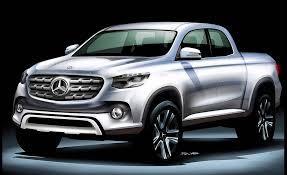 nissan truck 2016 report mercedes u0027 new pickup truck will be built with nissan