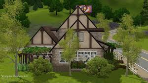 english cottage house mod the sims old english cottage no cc