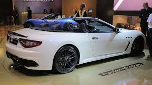 maserati gt 2016 2013 maserati granturismo convertible information and photos
