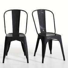 chaise loft délicieux chaise salle a manger cdiscount 11 noir laqu201 loft