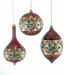 mint green christmas ornaments painted christmas ornaments mint