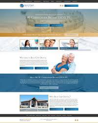 10 awesome dental website template designs for 2017 dentist